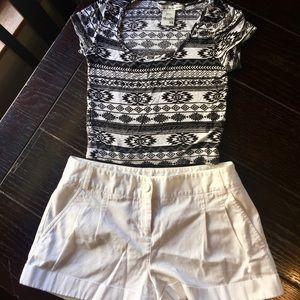Short and top ensemble